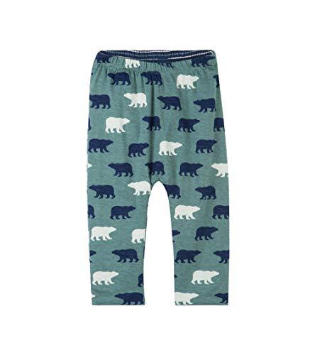Polar Bear Pants - Hatley Baby Boys Reversible Pants, Polar Bear 18-24 Months