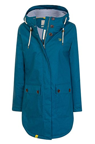 Coat Florence Waterproof Deep LightHouse Parka Womens Ocean w8aSRffvq
