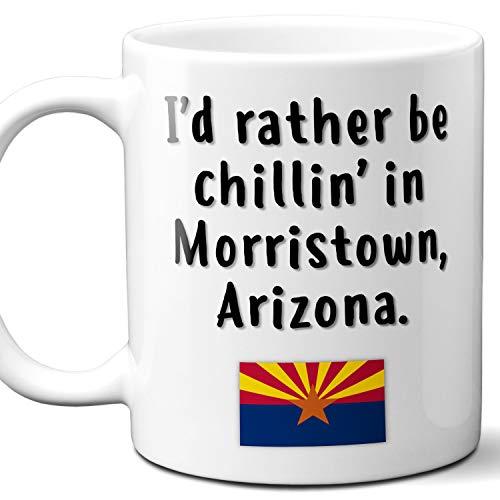 Morristown Arizona Coffee Mug Souvenir Gift.