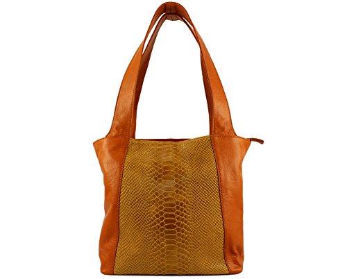 Sac main souple clair sac cuir sac Camel lio cuir cuir sac python cuir Plusieurs sac a Italie main femme cuir à Lio lio cuir sac lio style lio Coloris zwqTzf
