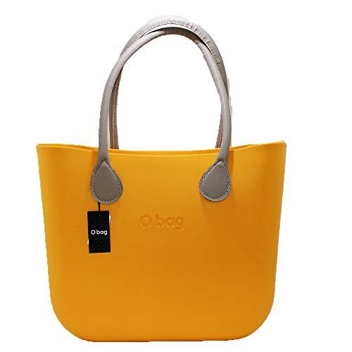 Orange 31X39X14CM Sac femme pour à main Arancione OBAG qFnWOHwW