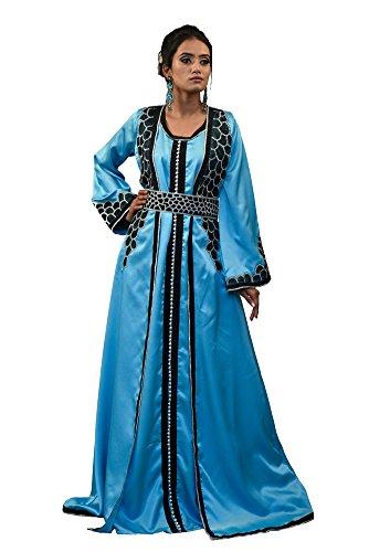 Mujer Para Vestido Palasfashion Palasfashion Vestido 6qnwc4PW7