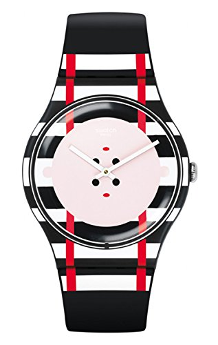 Swatch New Gent SUOB129 DOUBLE ME Watch