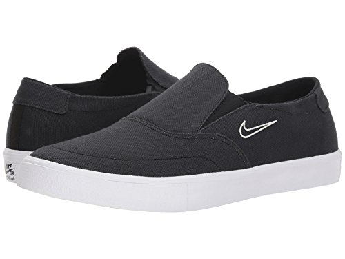 [NIKE(ナイキ)] メンズランニングシューズ?スニーカー?靴 Portmore II Solarsoft Slip Black/Black/Light Bone 11 (29cm) D - Medium