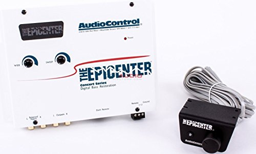 AudioControl The Epicenter Bass Booster Expander with Remote