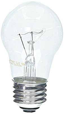 GE A15 Clear Ceiling Fan Bulbs 60W 650 Lumens