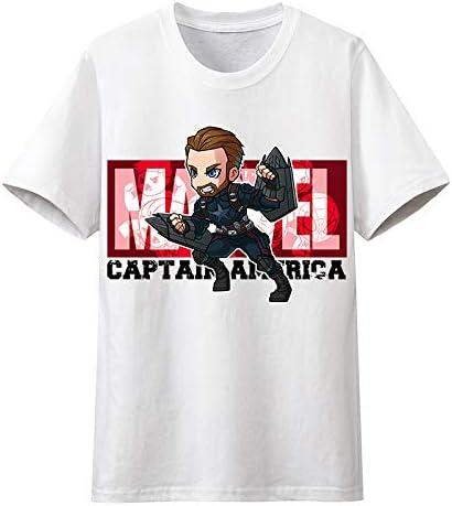 Kacular Clothing Camiseta Avengers Endgame Iron Man Thor Viuda Negra Hulk Capitán América Thanos Marvel Comics Superhéroes Niños Adultos Tamaño Camiseta 10-S: Amazon.es: Hogar