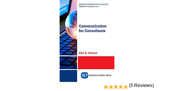 Amazon communication for consultants ebook rita r owens amazon communication for consultants ebook rita r owens kindle store fandeluxe Image collections