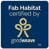 Fab Habitat Indoor/Outdoor Rug | Reclaimed Rubber