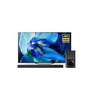 Sony XBR-A8G 4K Ultra HD Smart BRAVIA OLED TV (2019 Model) 8
