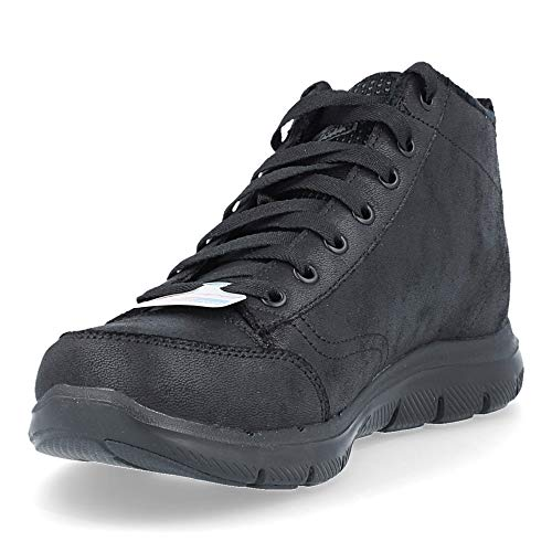 Skechers Bbk 12892 Tronchetto Black Donna Scarpa 7arA7Rq