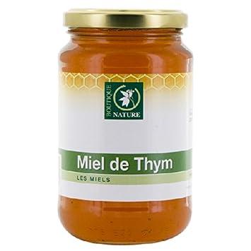 miel de thym meilleur