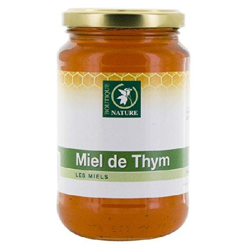 miel de thym usage