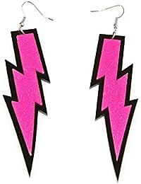 Women Fashion Retro Neon Earrings