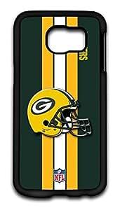 Green Bay Packers Samsung Galaxy S7 Edge Hard Case BN152304
