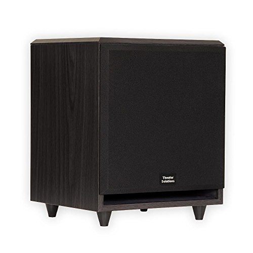 Theater Solutions SUB10F 350 Watt Home Theater Subwoofer (Black) by Theater Solutions