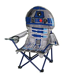 Star Wars Kids Character R2D2 Chair