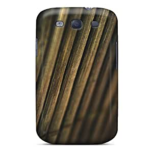 Mwaerke Galaxy S3 Well-designed Hard Case Cover Bamboo5698 Protector