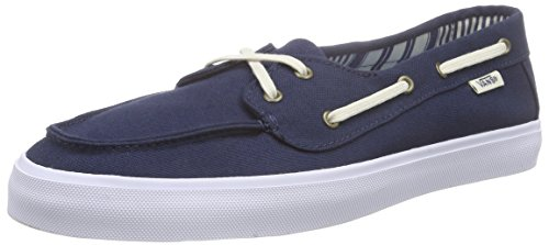 Vans Women's Chauffette SF  Dress Blues Skateboarding Boat S