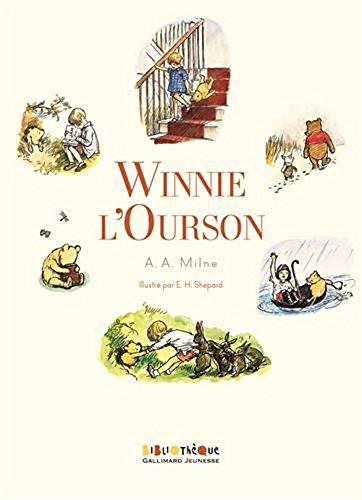 Winnie l'Ourson : Histoire d'un ours-comme-ca / Winnie the Pooh (French Language Edition) (French Edition)
