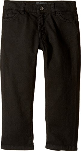 Dolce Gabbana Black Jeans (Dolce & Gabbana Kids Baby Boy's Stretch Jeans (Toddler/Little Kids) Black Jeans)