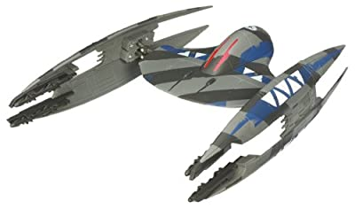 Star Wars Clone Wars Star Fighter Vehicle - Super Vulture Droid