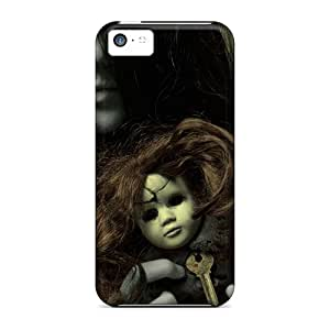 Fashionable UpaKJxz4810wGdZk Iphone 5c Case Cover For Creepy Ghost Girl Protective Case