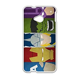 Happy avenged Phone Case for HTC One M7