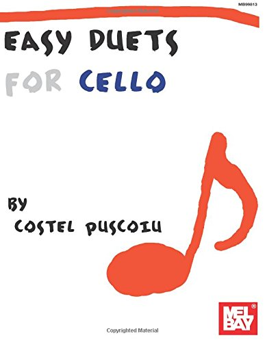 Easy Duets For Cello