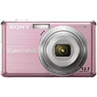 Sony Cybershot DSC-S980 12MP Digital Camera with 4x Optical Zoom with Super Steady Shot Image Stabilization (Pink) Noticeable Review Image