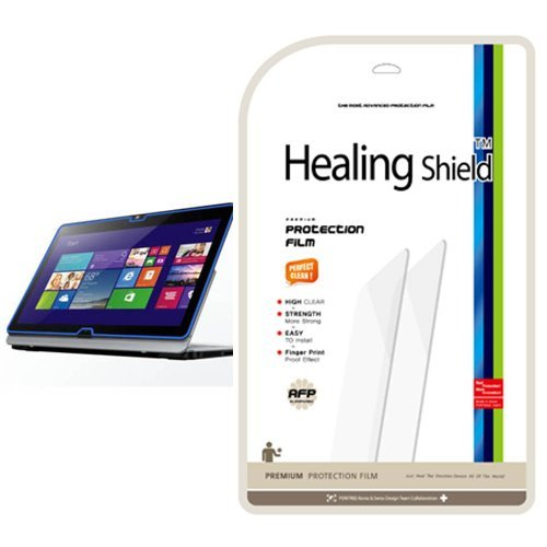 Healingshield AFP Olephobic Premium LCD Screen Protector for Sony Vaio FIT 11A Multi-Flip PC(SVF11N)