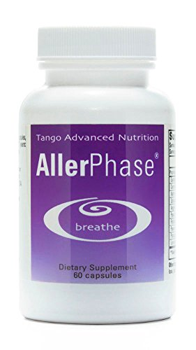 AllerPhase All-Natural Herbal Support Formula for Seasonal Respiratory Discomfort (60 (Proprietary Herbal Formula)