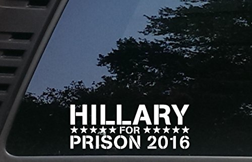 Hillary for Prison 2016 - 8