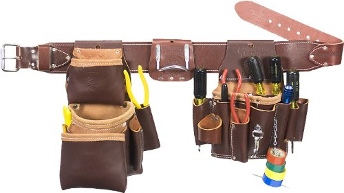 Occidental Leather 5036 M Leather Pro Electrician Set by Occidental Leather