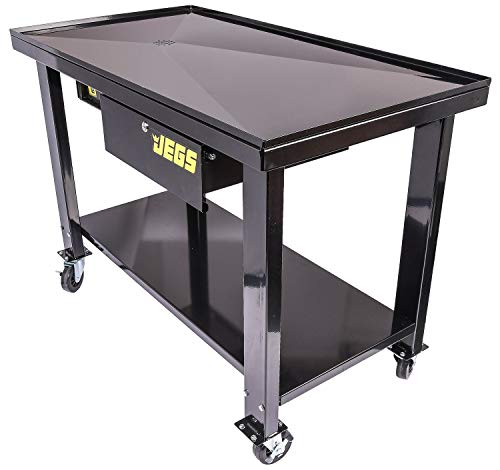 JEGS 81432 Transmission Work Station 1/2-Ton Capacity Overall: 48 in x 31 ()