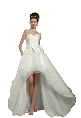ine Natural Sweetheart Church Sweep Train Wedding Dress Tailor-made 24W Ivory (Sweep Train Natural)