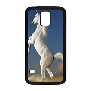 Horse Running The Unique Printing Art Custom Phone Case for SamSung Galaxy S5 I9600,diy cover case ygtg520499