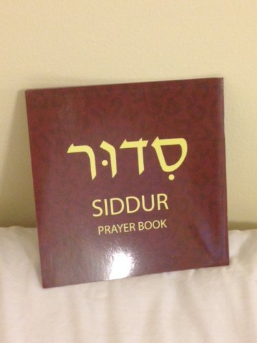 Softcover Illustrated Children's Siddur - Jewish Prayer Book for Kids in Hebrew, English & Transliterated, Hebrew school prayer book (Siddur Cover)