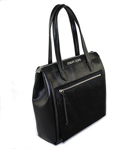 Armani Jeans borsa borsa Shopper Bag 922102Nero