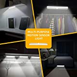 6 Pack LED Motion Sensor Lights, 10 LED Closet