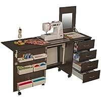 Comodidad 2  máquina de coser armario mesa  