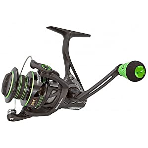 Lew's Fishing Mach II Metal Speed Spin Spinning Reel