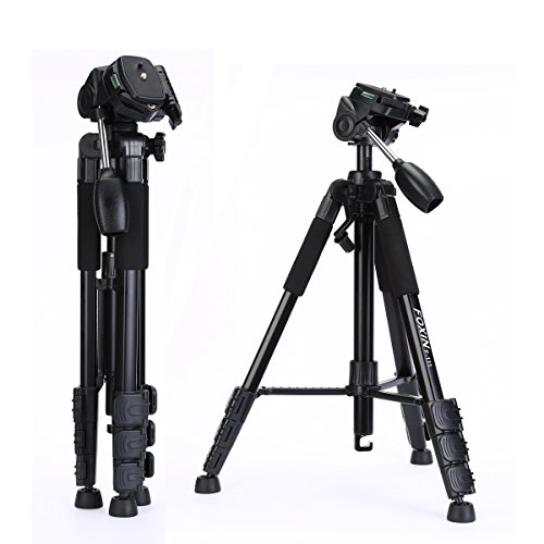 F111 Aluminum Lightweight Camera Tripods