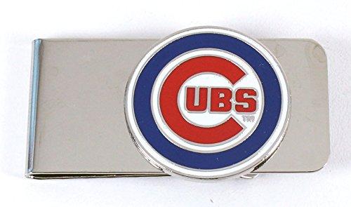 aminco Chicago Cubs Money Clip