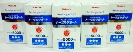 <お得な5個パック>アミノパーフェクト トータルサポート 14粒×30袋入り×5個 B00Y6AWDDM