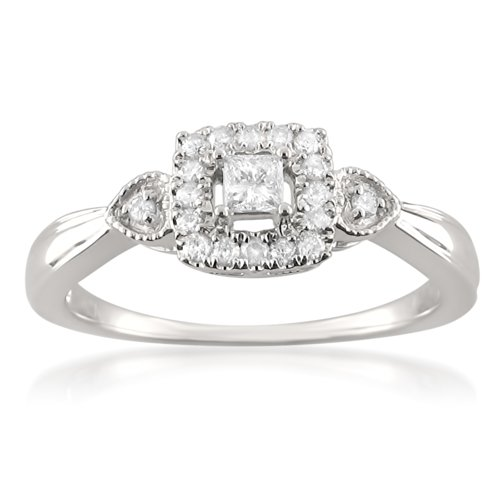0.28 Ct Diamond Band - 8