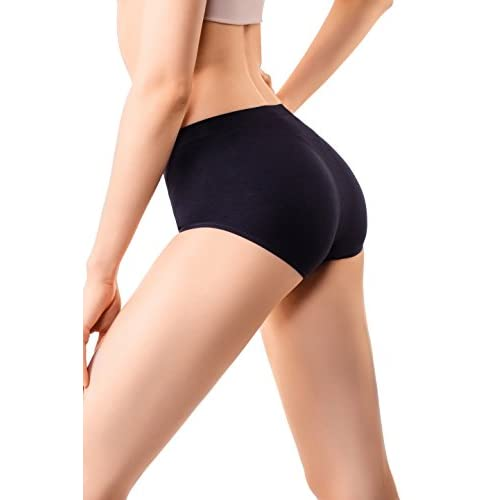 25c08b3e0d MD Womens Shapewear Compression Underwear Briefs Panty Rear And Bottom Body  Shaper 50%OFF