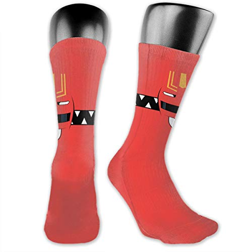 Athletic Socks Power Rangers Over The Calf Compression Socks