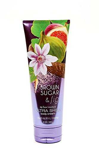Bath & Body Works Ultra Shea Body Cream in Brown Sugar & Fig (8 oz)