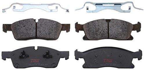 TRW TPC1629 Premium Ceramic Front Disc Brake Pad Set